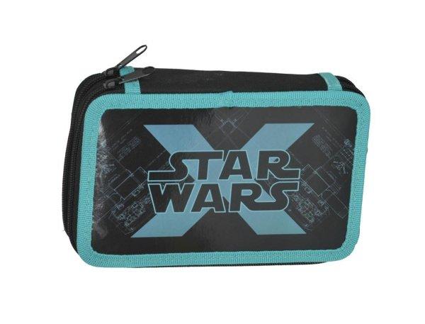 Piórnik Star Wars Szkolny dla Chłopaka Gwiezdne Wojny
