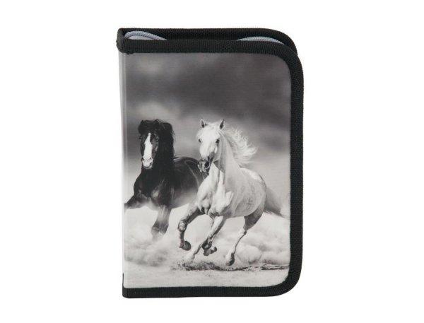 Piórnik Szkolny z Koniem Koń dla Dziewczyn