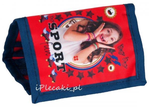 portfel soy luna dla dziewczyny