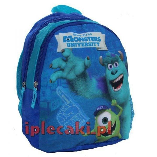 Plecaczek, Mały plecak Uniwersytet Potworny, Potwory i Spółka