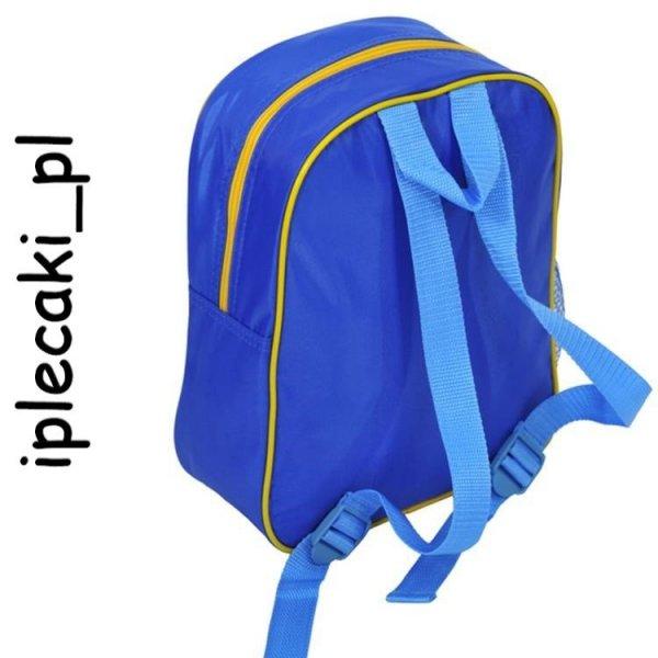 Plecaczek Mały Plecak Pingwiny z Madagaskaru Plecaczek PME-303
