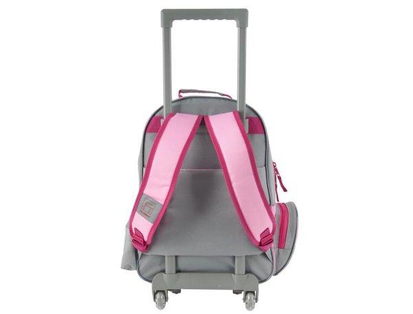 Plecak na Kółkach Szkolny z Kotkiem Kotem Kotek do szkoły