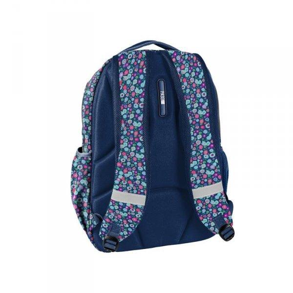 Plecak Młodzieżowy Kropki Szkolny [18-2706KW]