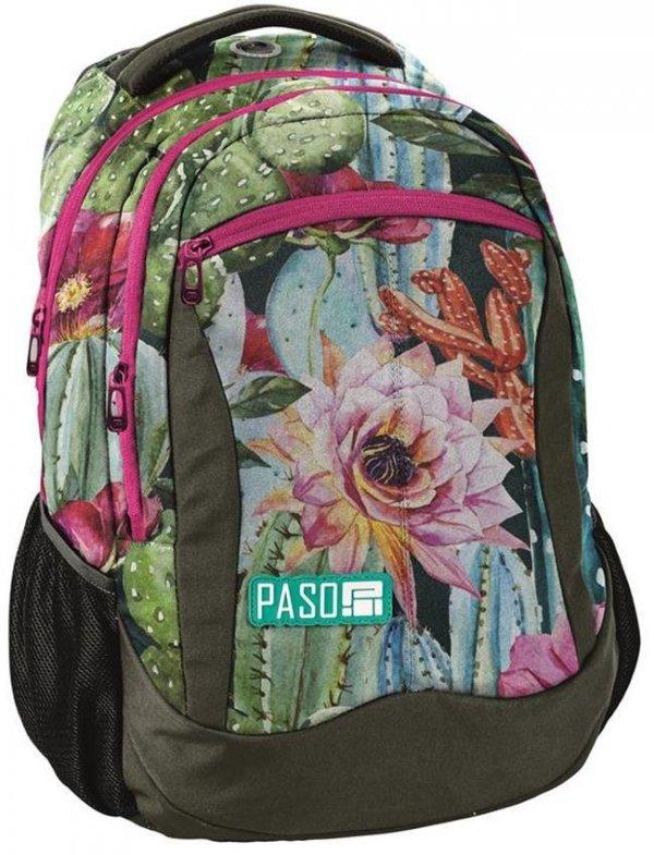Plecak Młodzieżowy Szkolny dla Dziewczyny (18-2808LO)