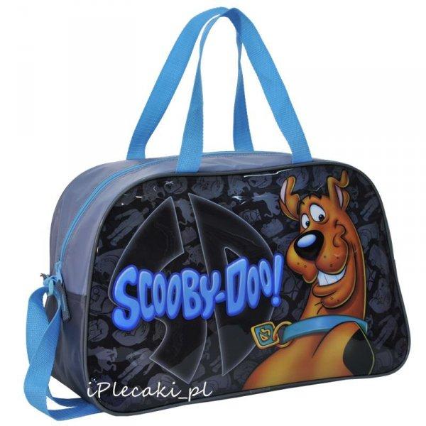 torba sportowa torebka na ramię dla dziecka na basen podróżna Scooby Doo