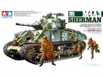 TAMIYA 35251 M4A3 SHERMAN 105 MM