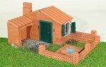 TEIFOC 8010 Cegiełki Domek 3 projekty