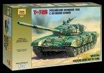 ZVEZDA 3551 T-72 RUS.MBT W/ERA