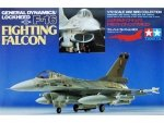 Samolot F-16 Fighting Falcon Tamiya 60701 1:72