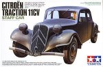 Tamiya 35301 Citroën Traction 11CV Staff Car