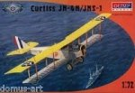 CURTISS JN-4H/JNS-1 OLIMP MODELS 1/72 - N° 72002