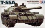 TAMIYA 35257 RUSSIAN MED. TANK T-55