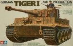 TAMIYA 35194 1/35 German Tiger I
