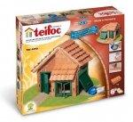 TEIFOC 4210 Cegiełki Domek z garażem 2 projekty