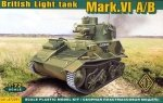 Ace 72291 1/72 British Light tank MARK.V