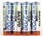 Akumulator Sanyo 2700 Ni-MH HR6 AA