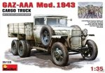 Miniart 35133 1/35 GAZ-AAA. Mod. 1943. Car