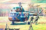 MASTERCRAFT MI-2 COMANDOS TRANSPORT D-152  (1:72)