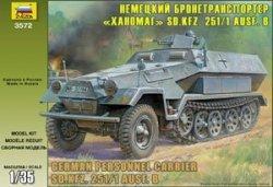 ZVEZDA 3572 SD.KFZ.251/1 B 1/35