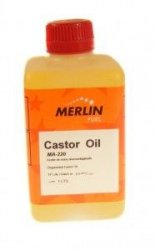 Merlin: Olej rycynowy 1L