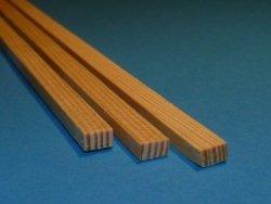Listwa sosnowa - 3x5x1000mm