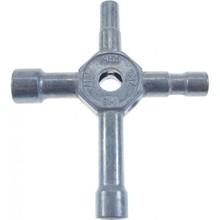 Q Model: Anodyzowany klucz do świec M5.5/7/8/10
