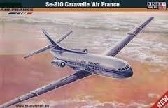 MASTERCRAFT D-28 SE-210 AIR FRANCE
