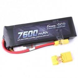 Akumulator Gens Ace 7600mAh 7,4V 50C 2S2P xt90 Hard