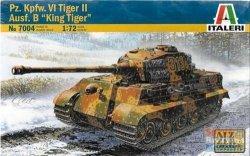 1:72 Italeri PzKpfw VI Tiger II Ausf B King Tiger