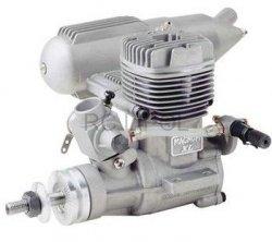Silnik ASP S .40 A II (z tylną regulacją)  pojemności 6,5 cm 3