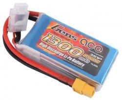 Akumulator Gens Ace 1300mAh 11.1V 25C 3S1P XT60