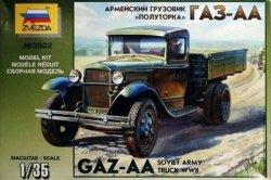 ZVEZDA 3602 GAZ AA (RE-RELEASE)