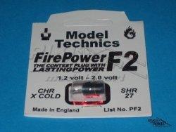 Świeca - Model Technics [PF2]FIRE POWER F2