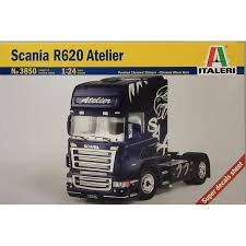ITALERI 3850 SCANIA R620 AT. 1/24