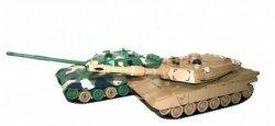 Zestaw walczących czołgów Chinese 96 type i M1A2