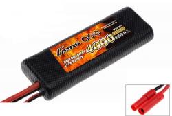Akumulator Gens Ace 4000mAh 7,4V 25C 2S1P Hard Cas