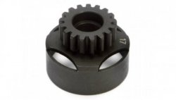 RACNG CLUTCH BELL 17 TOOTH (1M)