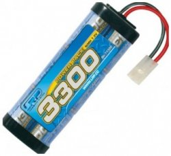 Akumulator LRP POWER PACK  7,2V - 3300 mA NIMH