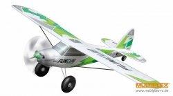 Samolot Multiplex - RR FunCub NG - wersja zielona ARF