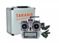 Aparatura z odbiornikiem FrSky Taranis X9D Plus +