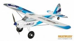 Samolot Multiplex - RR FunCub NG - wersja niebieska ARF