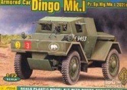 ACE 72248 1/72 Dingo Mk.I