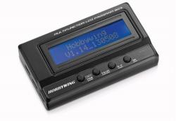 Karta programująca z wyświetlaczem LCD Hobbywing