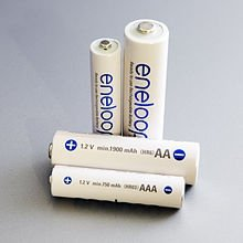 Akumulator Panasonic: AA 1,2V 1900mAh Eneloop