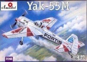 Amodel 72205 1/72 Yak-55 M