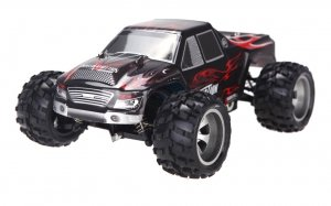 Monster truck RC 1/18. WLtoys A979 SZYBKIE 50km/h AUTO RC
