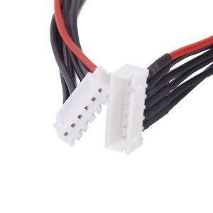 Para przewódow balancera 5S z kablem 10cm