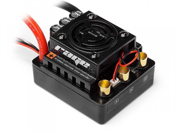Flux Rage 1:8th scale 80Amp Brushless ESC 101712
