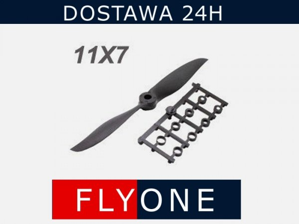 Śmigło Quadrocopter 11x7