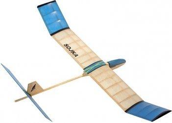 Samolot rzutka SOJKA ONE TEAM 805mm